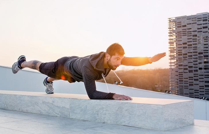 Фото №4 - SHOCK-билдинг: упражнения для «стального» бицепса
