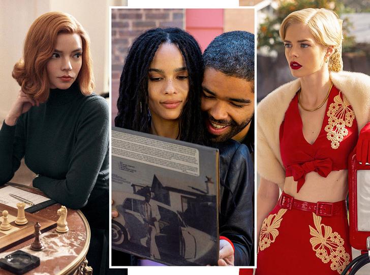 Фото №1 - От «Эпидемии» до «Хода королевы»: лучшие сериалы 2020 года