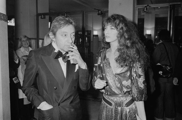 Фото №6 - Серж Генсбур и Джейн Биркин— самая стильная пара своего поколения. И вот почему