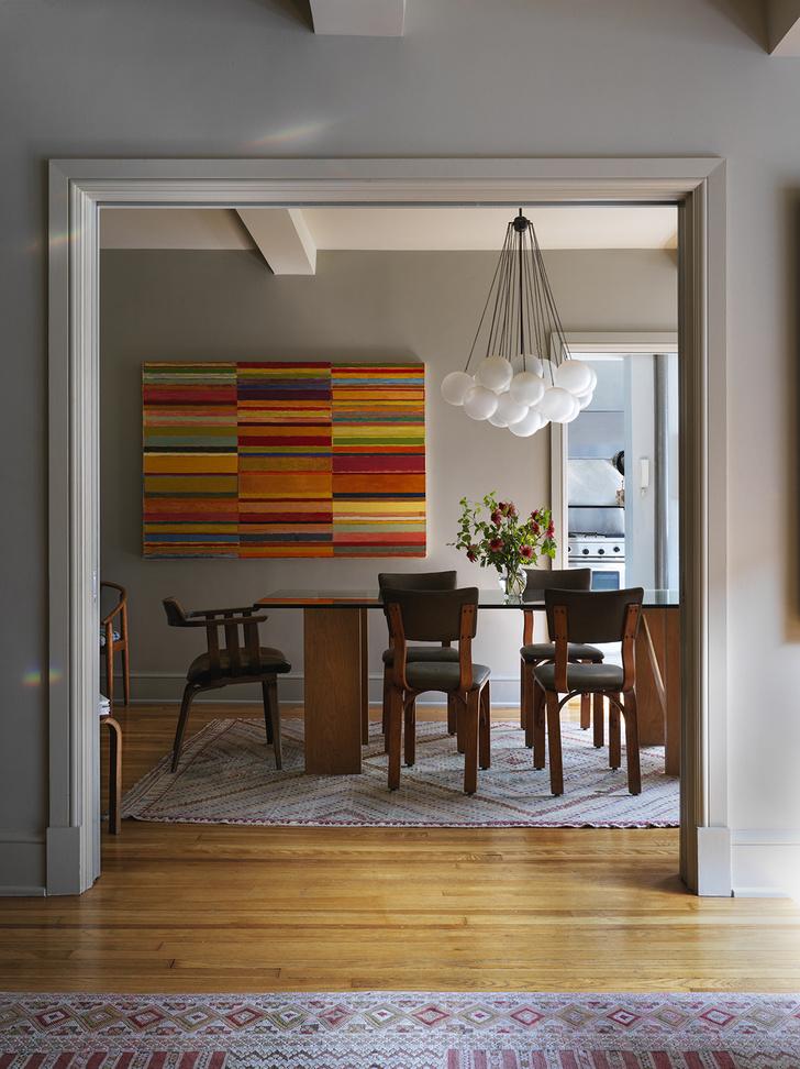 Фото №4 - Квартира для семьи библиофилов в Нью-Йорке