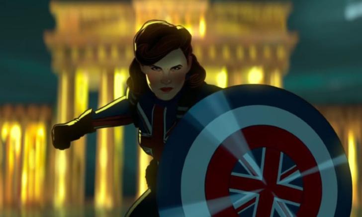 Фото №2 - Кто из «Мстителей» появится в мультсериале «Что, если…» от Disney+ и Marvel ✨