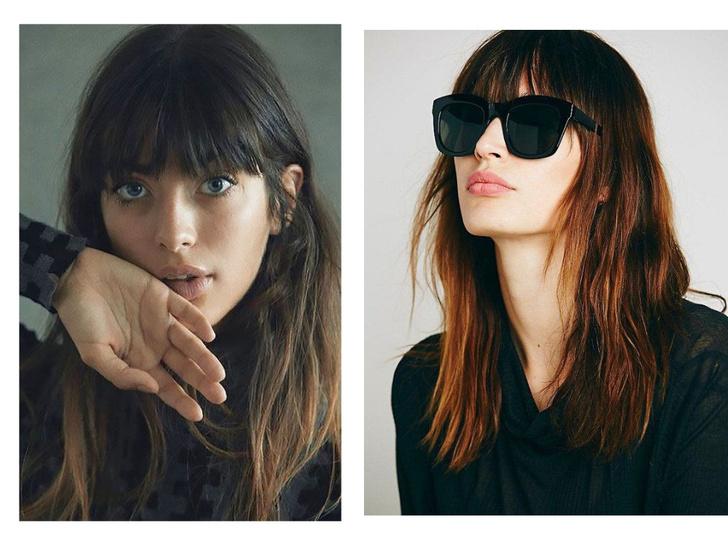 Фото №4 - Модные стрижки на длинные волосы в 2021