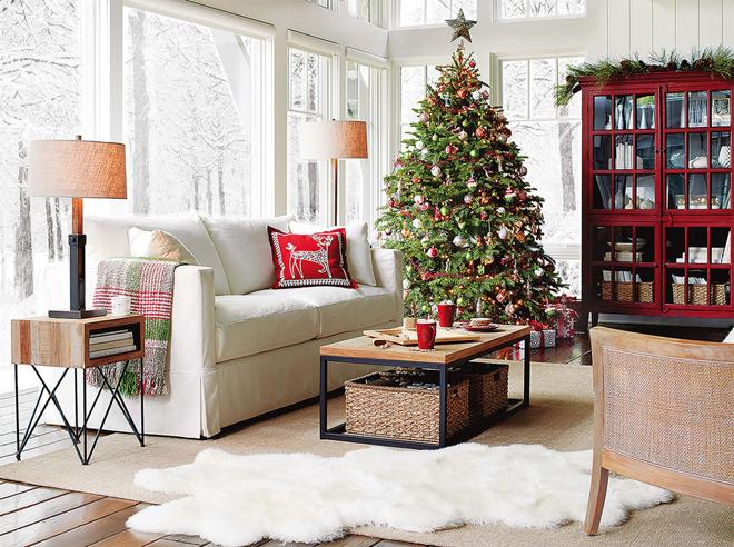 Фото №1 - Праздник к нам приходит: 6 рождественских коллекций декора
