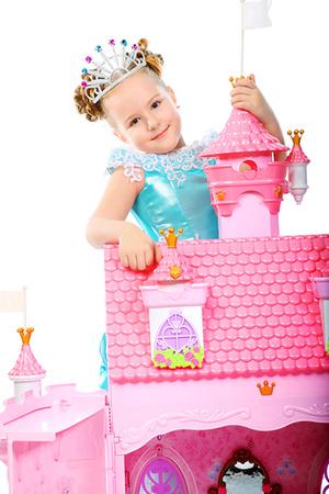 Фото №1 - Девочки и принцессы