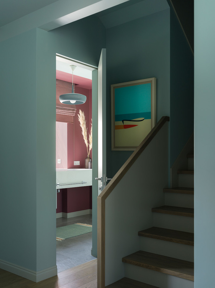 Фото №8 - Яркий таунхаус в скандинавском стиле под Москвой