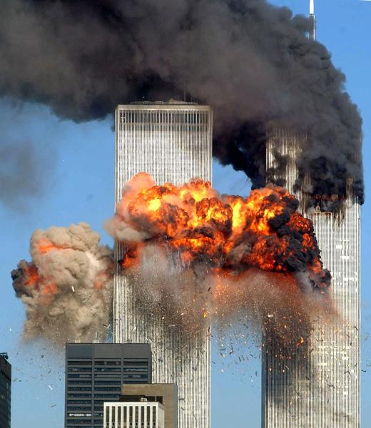 Фото №2 - 149 минут, перевернувших мир: хроника трагедии 11 сентября