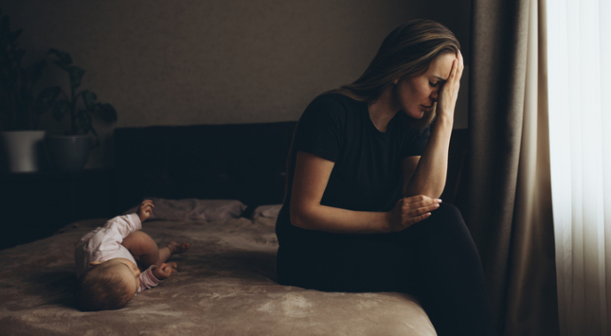 «Я — плохая мать» — что такое послеродовая тревога