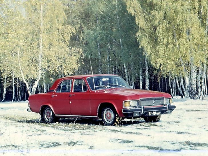 Фото №2 - Черная «Волга», о которой мечтали миллионы