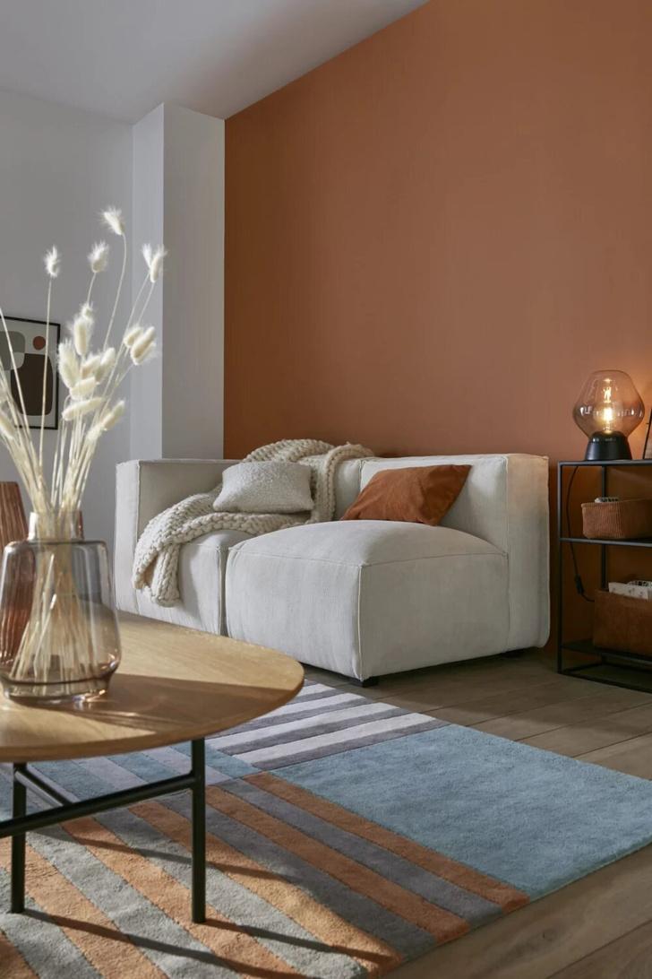 Фото №6 - Как увеличить комнату с помощью краски: 8 идей