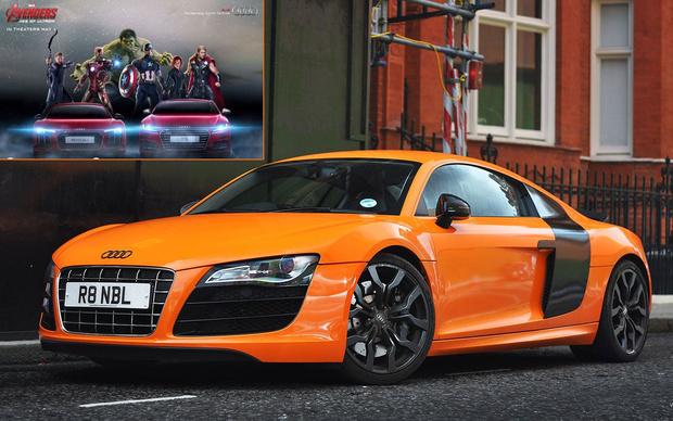 Фото №1 - Восемь Audi, которые потрясли мир