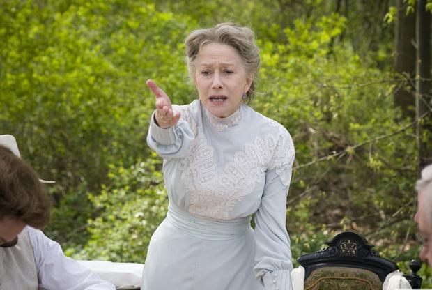 Исполнительница роли Софьи Андреевны Хелен Миррен имеет русские аристократические корни.