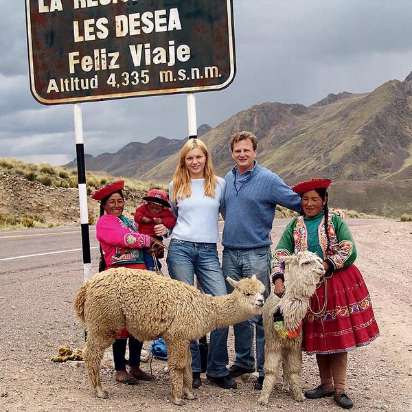 Некоторые жительницы южноамериканских государств верны традиционному стилю одежды