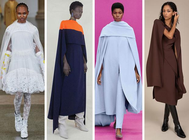 Фото №3 - Тренды осени и зимы 2021/22 с Недели моды в Лондоне