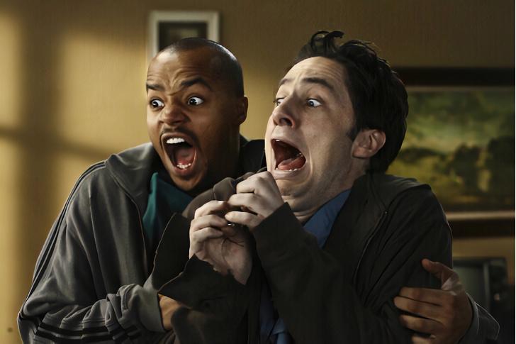 Фото №1 - Тест: 12 веселых вопросов о комедийном сериале «Клиника»