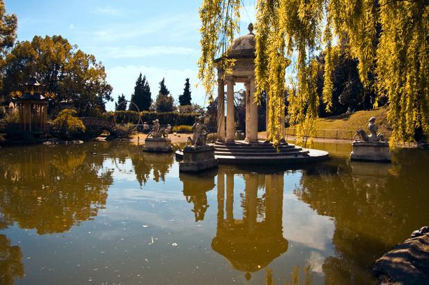 Фото №3 - Самые красивые парки Италии: Топ-6