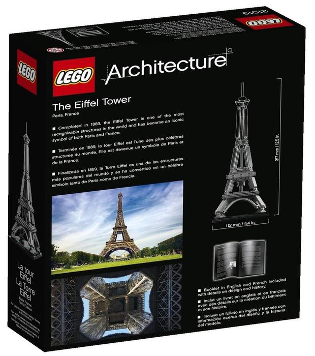 Фото №11 - 19 монументальных фактов об Эйфелевой башне