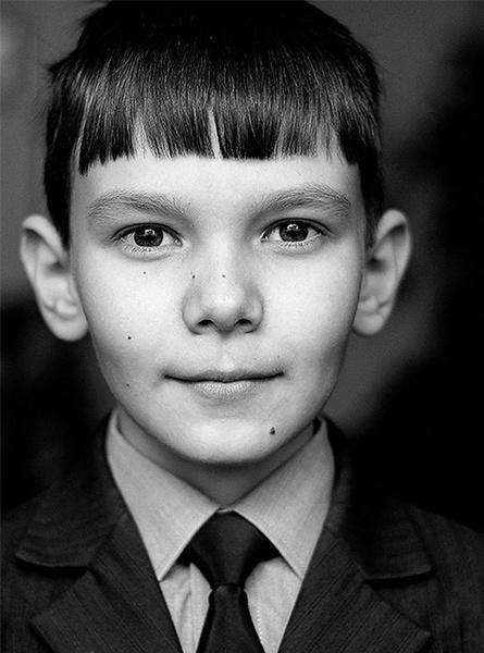 На этих двух снимках – Михаил, брат фотографа