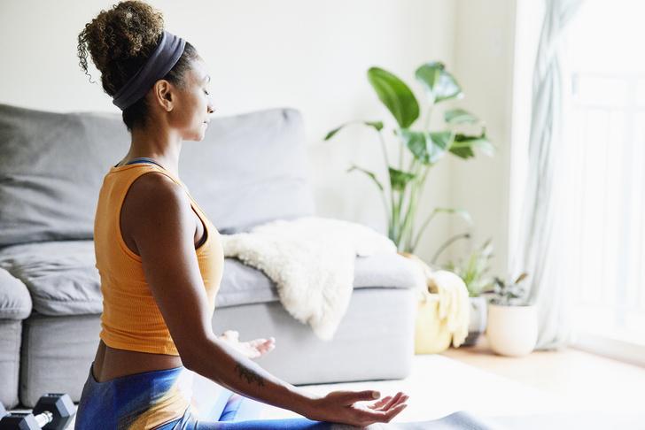 Фото №1 - Что произойдет с лицом, если медитировать каждый день?