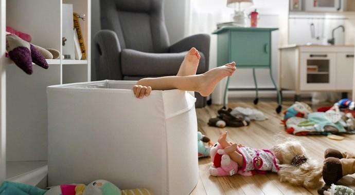 Неорганизованные детки: причины и решения проблемы