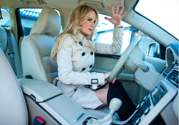 Фото №1 - Езда в автомобиле вызывает больше стресса, чем общественный транспорт
