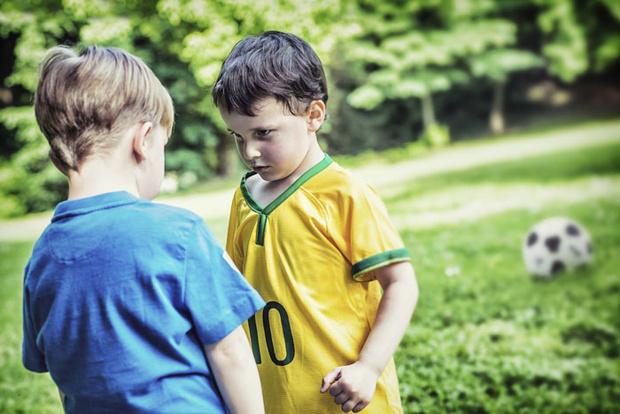 Фото №1 - Ребенок дерется: ищем и устраняем причины детской агрессии