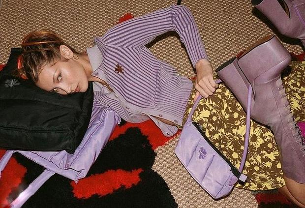Фото №3 - Сумка, которую мы все захотим этой весной,— нейлоновая Marc Jacobs, как у Беллы Хадид