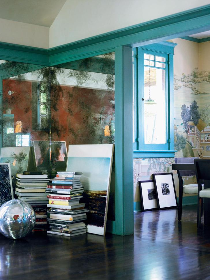 Фото №3 - Из архивов ELLE DECORATION: дом декоратора Кевина Хейли в Лос-Анджелесе