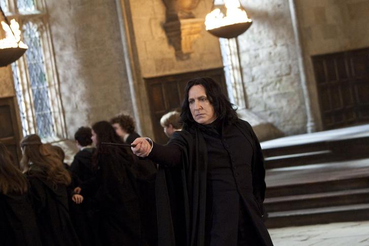 Фото №4 - «Гарри Поттер»: представим, что Пятый из «Академии Амбрелла» стал главным героем ✨