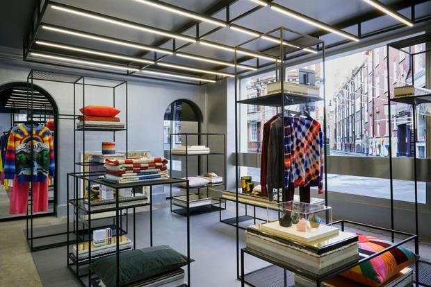 Фото №3 - Новый бутик в Лондоне по дизайну Dimorestudio