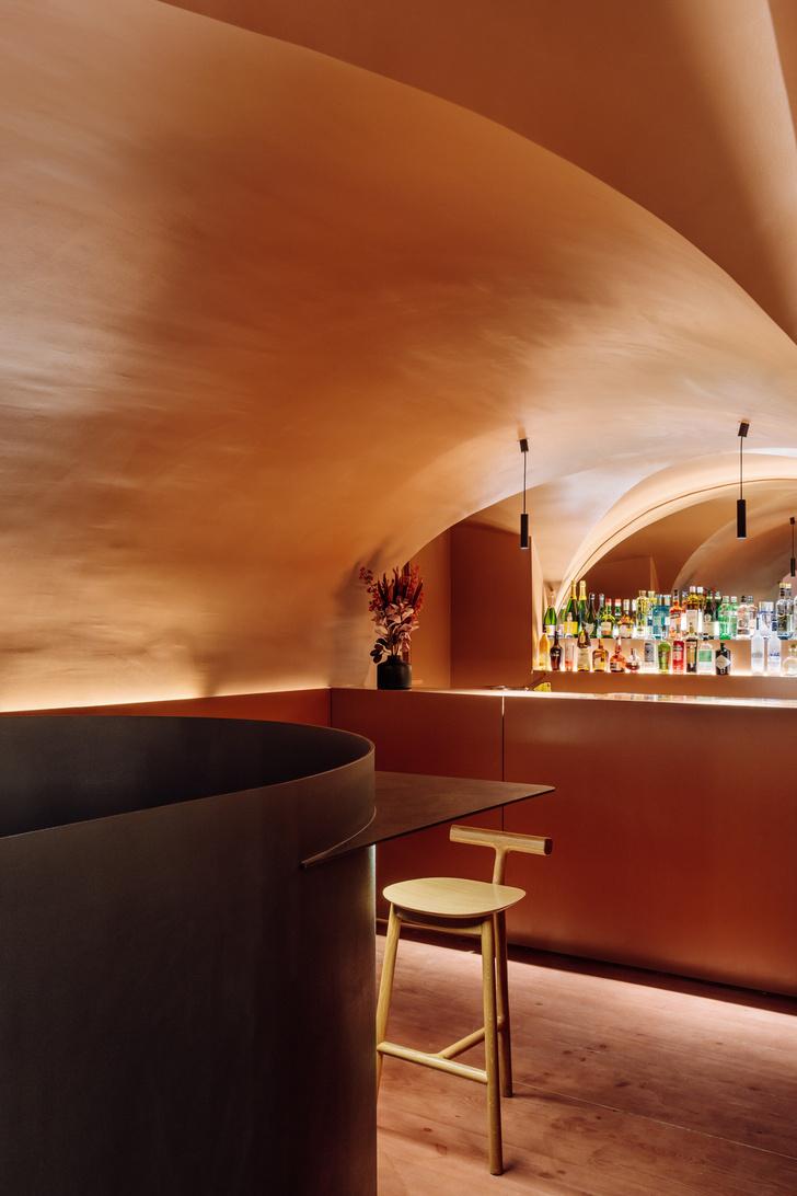 Фото №3 - Ресторан Nómada в терракотовых тонах