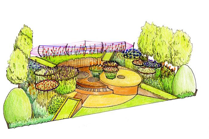 Фото №1 - На Фестивале садов и цветов появится терапевтический сад
