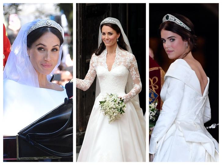 Фото №1 - Какое королевское свадебное платье стало самым популярным в мире (спойлер— не Дианы и не Кейт)