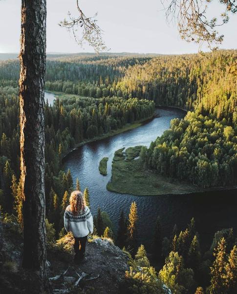 Фото №1 - В Финляндии живут самые счастливые люди