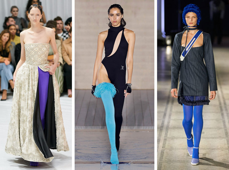 Фото №6 - Тренды весны и лета 2022 с Недели моды в Лондоне