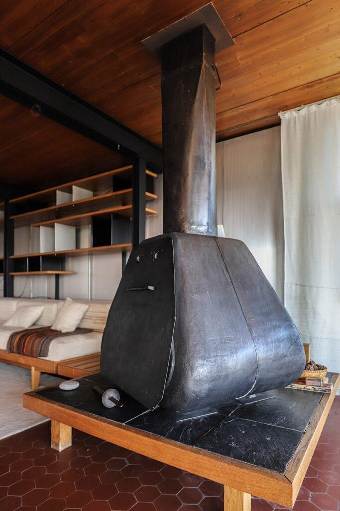 Фото №4 - Во Франции продается дом архитектора Жана Пруве