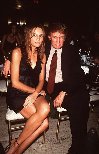 Фото №9 - Как Мелания отбила Дональда Трампа у молодой красивой миллиардерши в первый же вечер знакомства