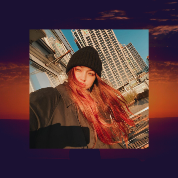 Фото №1 - Рыжие волосы: идея для летнего окрашивания от Джиджи Хадид