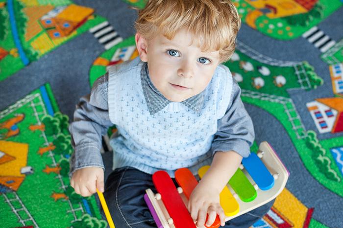 Фото №1 - Музыкальное сопровождение: звуки в жизни ребенка