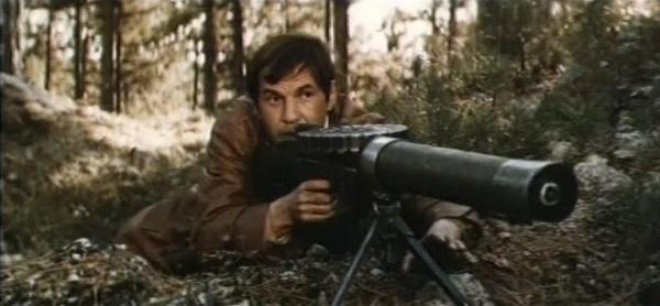 Фланг прикрывает Георгий Бурков — враг не пройдет! Очередной патриотический боевик «Крестьянский сын» (1975)