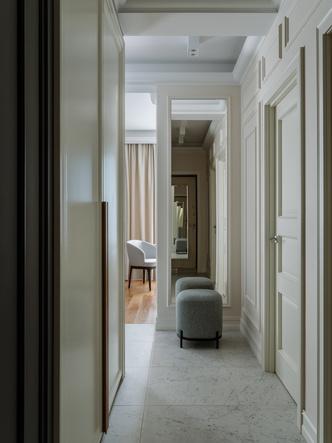 Фото №11 - Светлая квартира 60 м² для молодой пары из Петербурга