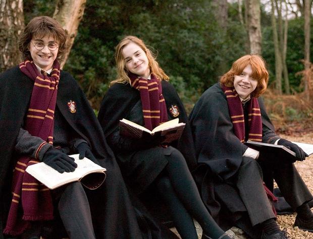 Фото №2 - Чего-чего? Руперт Гринт не смотрел и половину фильмов о «Гарри Поттере»