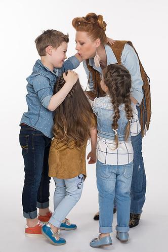 Фото №3 - Певица Юта: «Меня спасли мои дети»