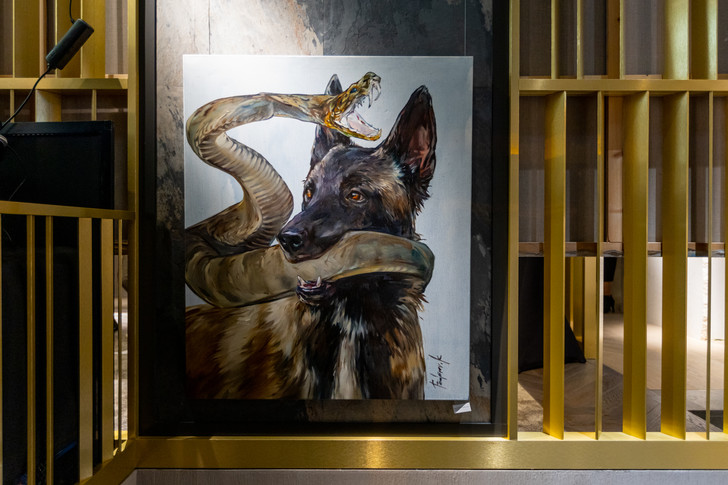 Фото №2 - Выставка работ Константина Федорова в MR Private