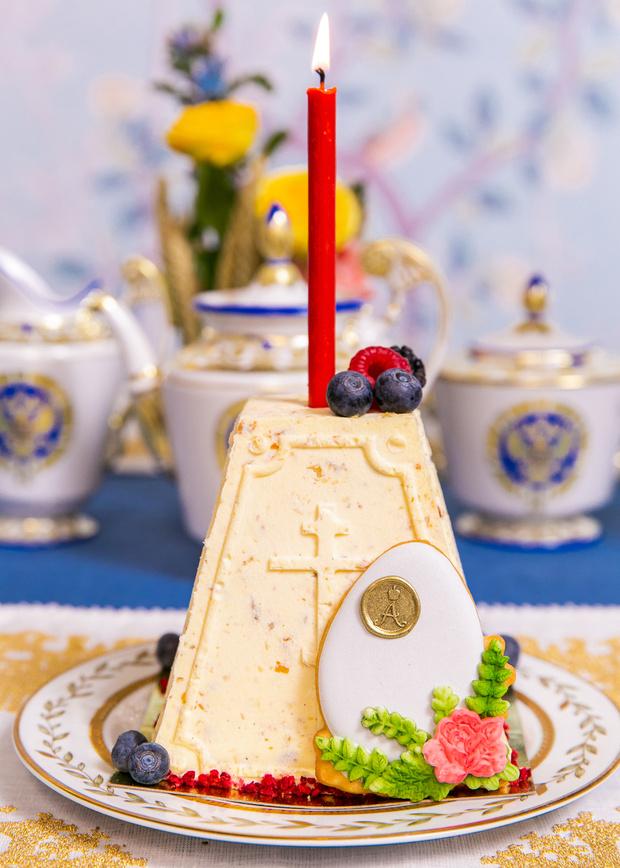 Фото №11 - Украшаем стол к Пасхе: идеи декора от ювелира Петра Аксенова