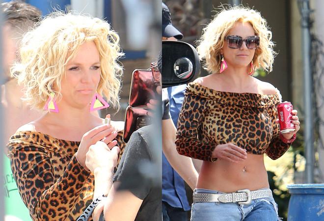 звездные модные провалы Бритни Спирс