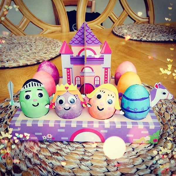 Фото №16 - Как расписать яйца на Пасху: советует Instagram