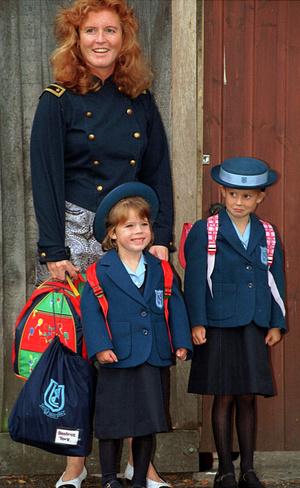 Фото №2 - Маленькие сэры и леди: как воспитывают детей в Британии