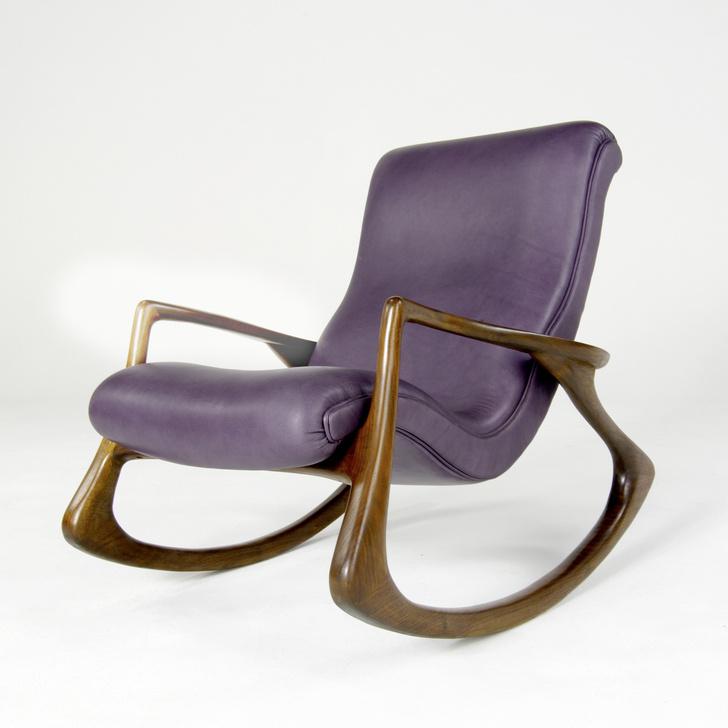 Кресло-качалка Contour