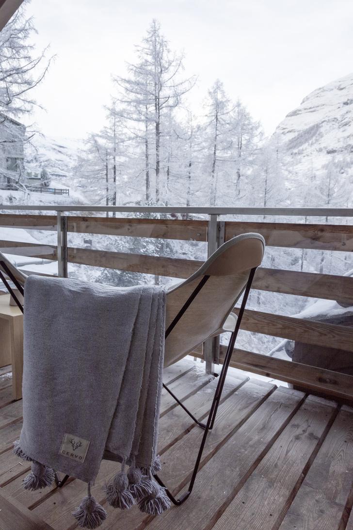 Фото №4 - Обновленный отель Cervo Mountain Resort в Церматте