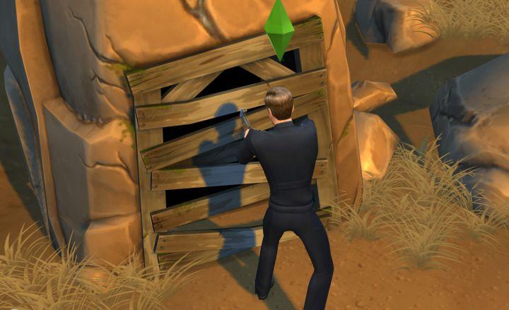 Фото №3 - Самые жуткие пасхалки в твоих любимых видеоиграх 😱